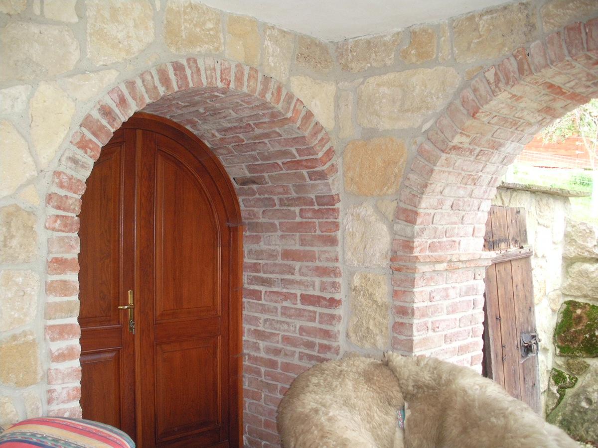 Gewölbe Innen